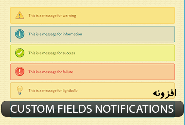 Custom Fields Notifications