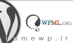 WPML افزونه مترجم سایت-۱-نصب