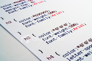 بهینه سازی CSS و فایلهای استایل سایت برای موتورهای جستجو