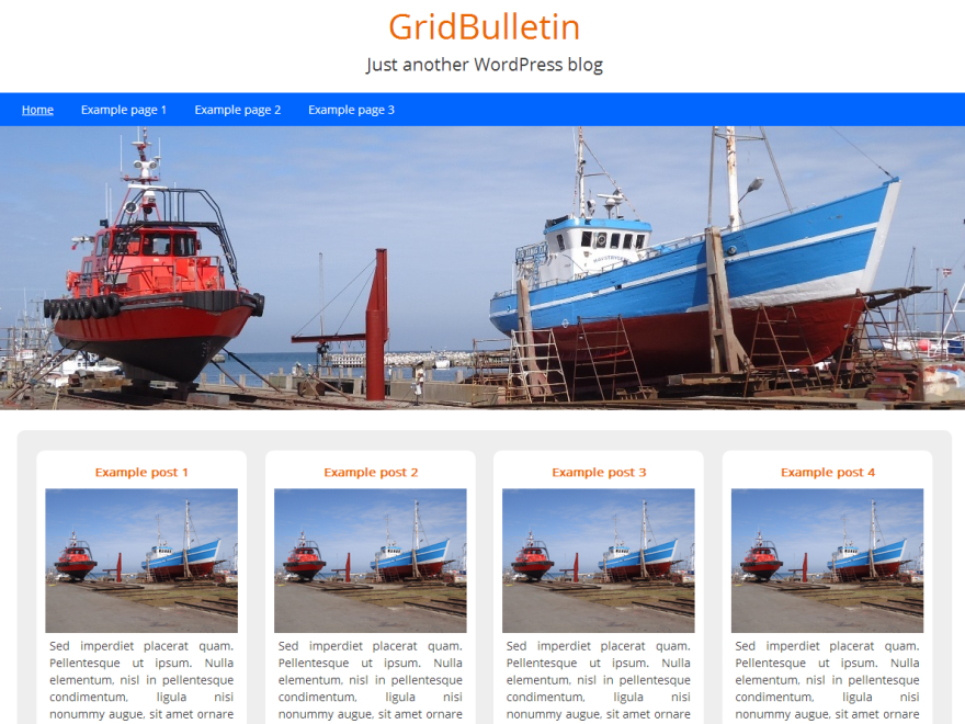 screenshotgridbulletin